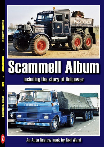Auto Review Books Scammell Album