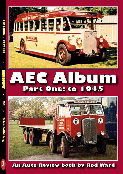 Auto Review Books Aec Album Part One