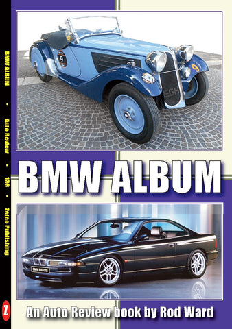 Auto Review Books BMW Album