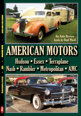 Auto Review Books American Motors