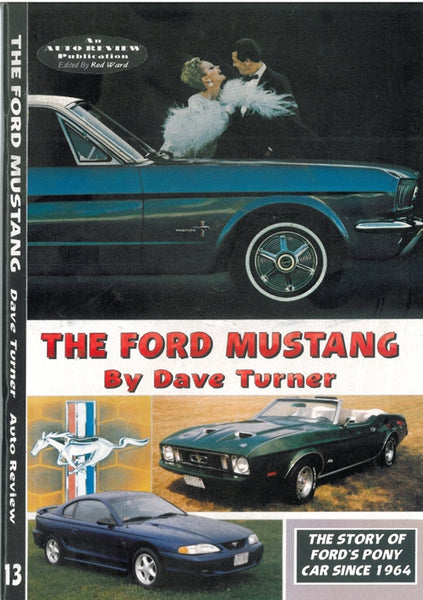 AUTO REVIEW AR13 The Ford Mustang By Dave Turner - OxfordDiecast