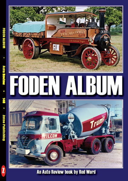 Auto Review Books Foden Album