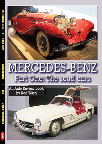 Auto Review Books Mercedes Benz Album
