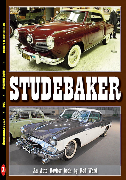Auto Review Books Studebaker Album