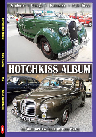 Auto Review Books Hotchkiss Album