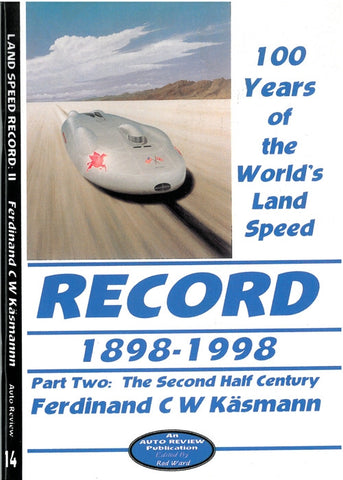 AUTO REVIEW AR14 The Worlds Land Speed Record - OxfordDiecast
