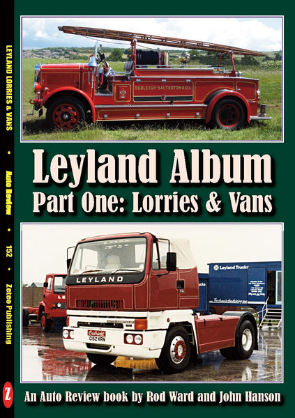 Auto Review Books Leyland Album Part 1: lorries & vans
