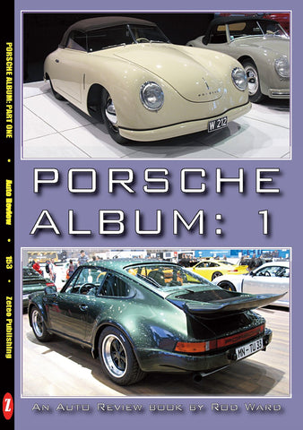 Auto Review Books Porsche Album Part 1