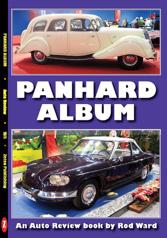 Auto Review Books Panhard Album