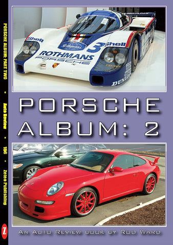 Auto Review Books Porsche Album Part 2