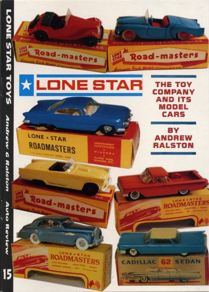 AUTO REVIEW AR15 Lone Star Toys By Andrew Ralston - OxfordDiecast