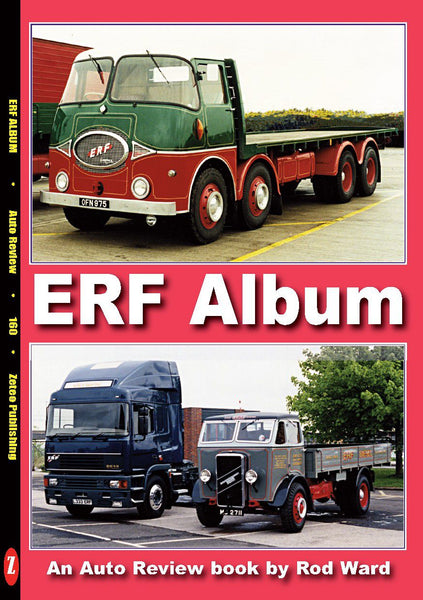 Auto Review Books ERF Album