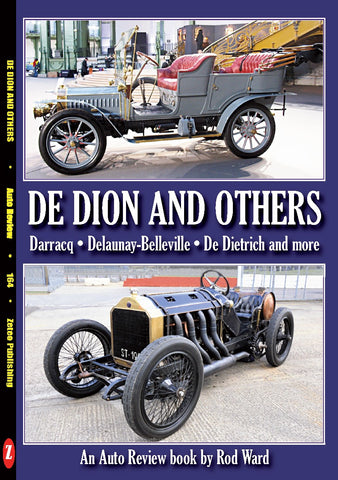 De Dion and others - Darracq/Delaunay-Belleville/De Dietrich Album