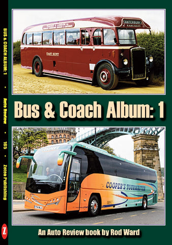 Bus & Coach Album 1(coachbuilders in England)