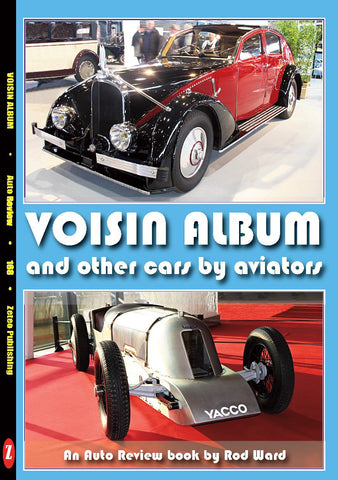 Voisin Album ( including other cars made by aviators)