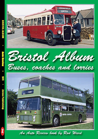 Bristol Album - buses, coaches and lorries