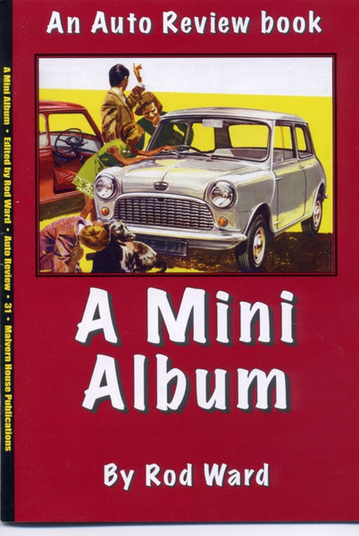 AUTO REVIEW AR31 A Mini Album By Rod Ward - OxfordDiecast