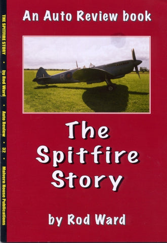 AUTO REVIEW AR32 The Spitfire Story By Rod Ward - OxfordDiecast