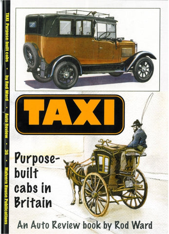 AUTO REVIEW AR36 Taxi- Purpose-built cabs in Britain By Brian West - OxfordDiecast