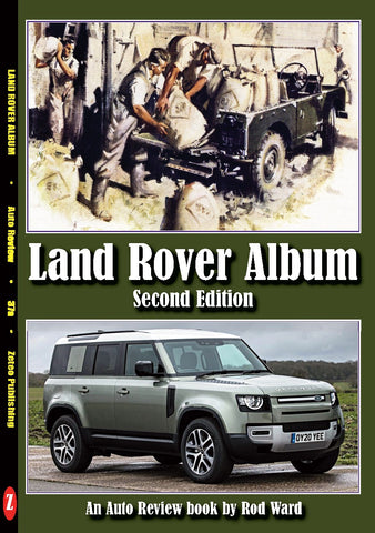 Land Rover Album 2nd Edition