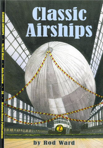 AUTO REVIEW AR38 Classic Airships By Rod Ward - OxfordDiecast