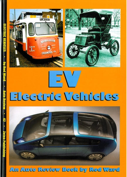 AUTO REVIEW AR42 EV:  Electric Vehicles By Rod Ward - OxfordDiecast