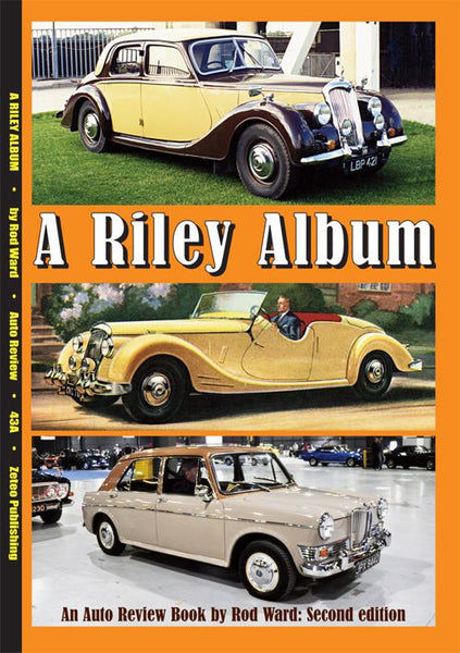 AUTO REVIEW AR43A Riley Album: 2ndEdition By Rod Ward - OxfordDiecast