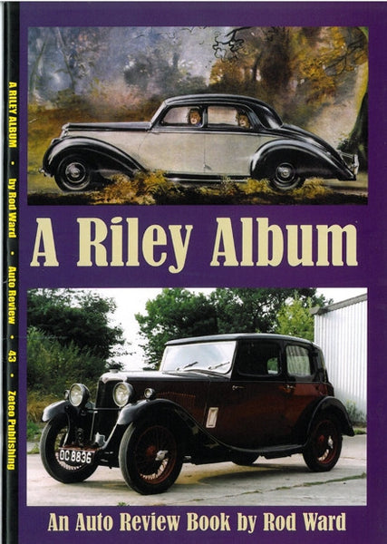 AUTO REVIEW  AR43 Riley Album By Rod Ward - OxfordDiecast
