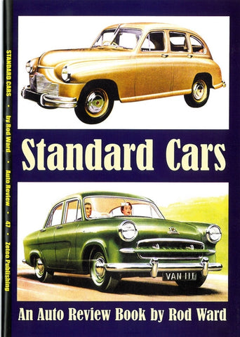 AUTO REVIEW AR47 Standard Cars By Rod Ward - OxfordDiecast