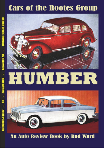 AUTO REVIEW AR50 Humber By Rod Ward - OxfordDiecast