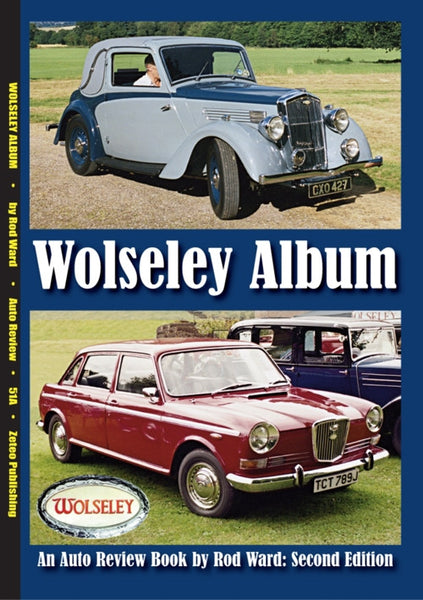 AUTO REVIEW AR51A Wolseley Album: Second Edition By Rod Ward - OxfordDiecast