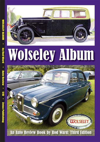 AUTO REVIEW AR51B Wolseley Album: Third edition  By Rod Ward - OxfordDiecast