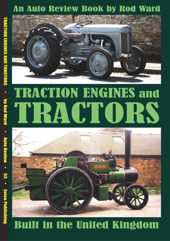 AUTO REVIEW AR53 Traction Engines & Tractors made in the UK - Rod Ward - OxfordDiecast