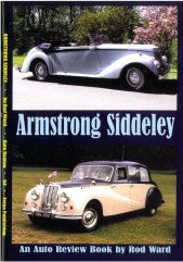 AUTO REVIEW AR54 Armstrong Siddeley By Rod Ward - OxfordDiecast