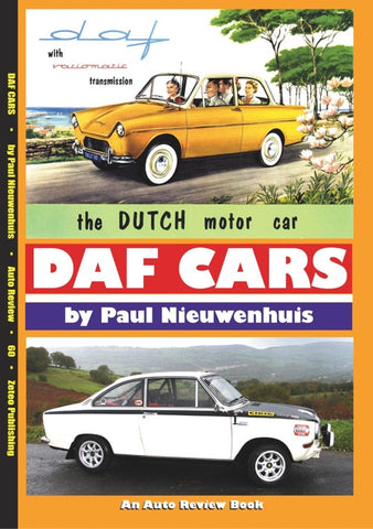 AUTO REVIEW AR60 DAF Cars By Paul Nieuwenhuis - OxfordDiecast