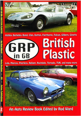 AUTO REVIEW AR66 GRP in GB: British Plastic By Rod Ward - OxfordDiecast