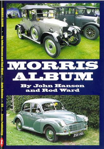 AUTO REVIEW AR69 Morris Album By John Hanson and Rod Ward - OxfordDiecast