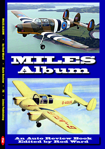 AUTO REVIEW AR76 Miles Aircraft Edited by Rod Ward - OxfordDiecast