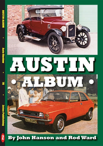 AUTO REVIEW AR78 Austin Album By John Hanson and Rod Ward - OxfordDiecast