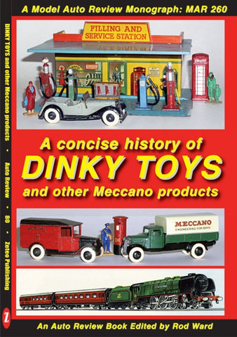 AUTO REVIEW AR80 Dinky Toys plus Meccano products Edited by Rod Ward - OxfordDiecast