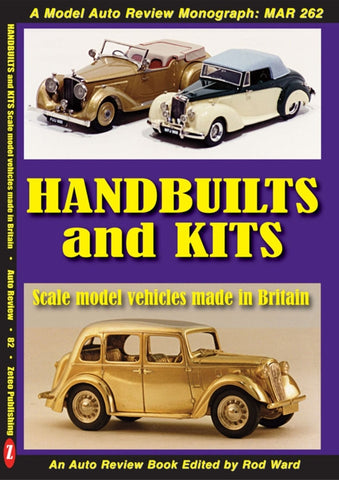 AUTO REVIEW AR82 Handbuilts,Kits & Scale vehicles made in Britain. - OxfordDiecast