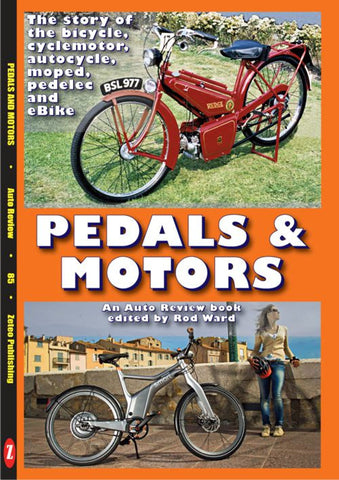 AUTO REVIEW AR85 Pedals & Motors by Rod Ward - OxfordDiecast
