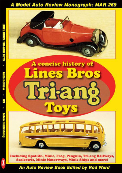 AUTO REVIEW AR89 Triang Toys BY Rod Ward - OxfordDiecast