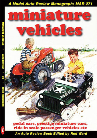 AUTO REVIEW AR90 Miniature Vehicles By Rod Ward - OxfordDiecast