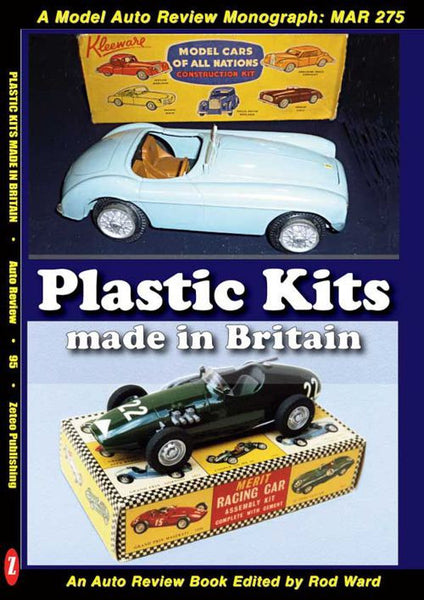 AUTO REVIEW AR95 Plastic kits Made in Britain By Rod Ward - OxfordDiecast