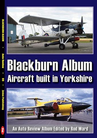 AUTO REVIEW AR99 Blackburn Album: Aircraft built in Yorkshire By Ward - OxfordDiecast