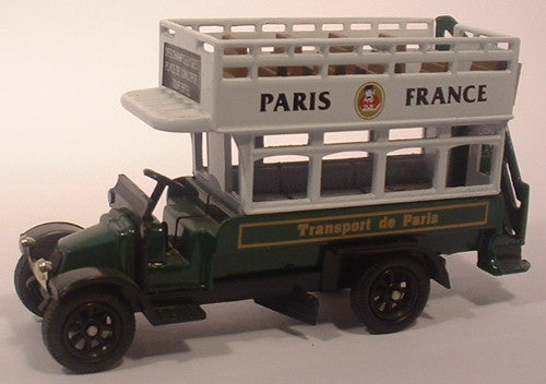 Oxford Diecast Renault Paris - 1:76 Scale