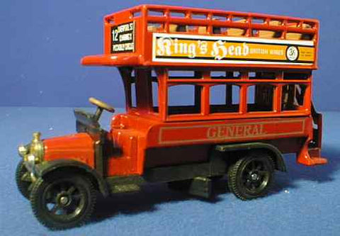 Oxford Diecast Kings Head - 1:76 Scale