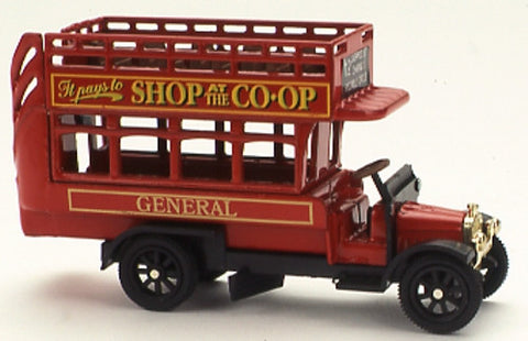 Oxford Diecast Co-op - 1:76 Scale