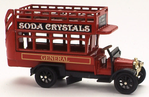 Oxford Diecast Dri-Pak Soda Crystals - 1:76 Scale